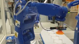 Robot manipolatori