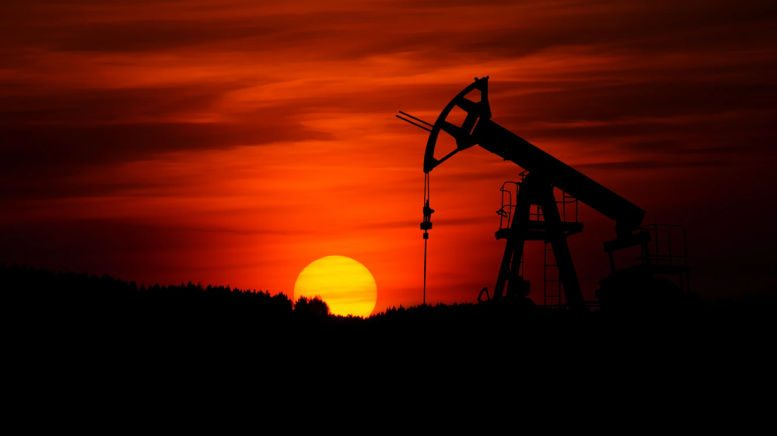 Oil futures volatility